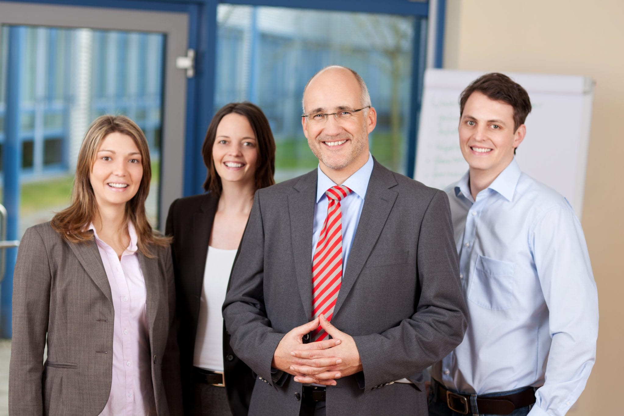 Cold Calling, Lead Generation and Telemarketing training course team
